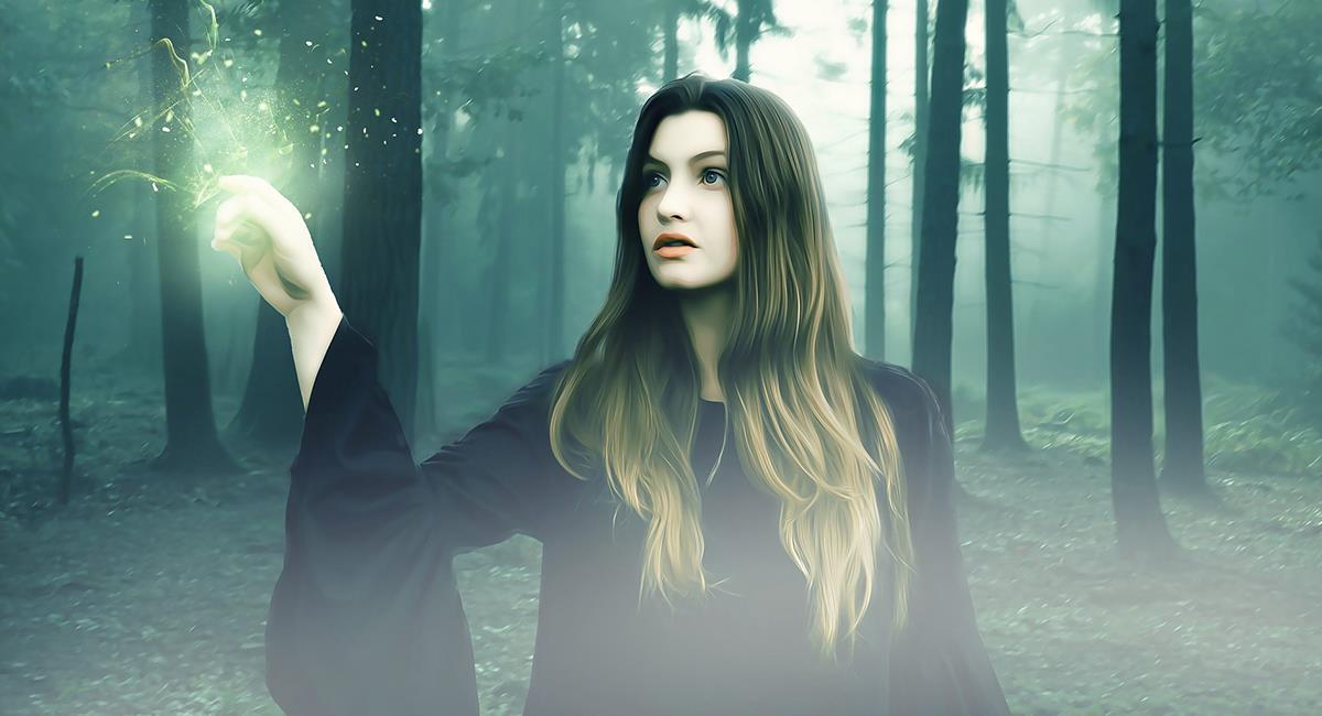 Conoce la leyenda colombiana de las brujas de Burgama. Foto: Pixabay
