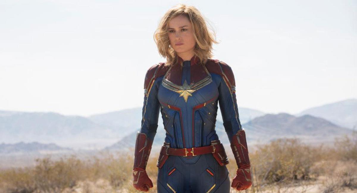 "Brie Larson volverá a encarnar a Carol Danvers en ""Capitana Marvel 2"". Foto: Twitter @captainmarvel"