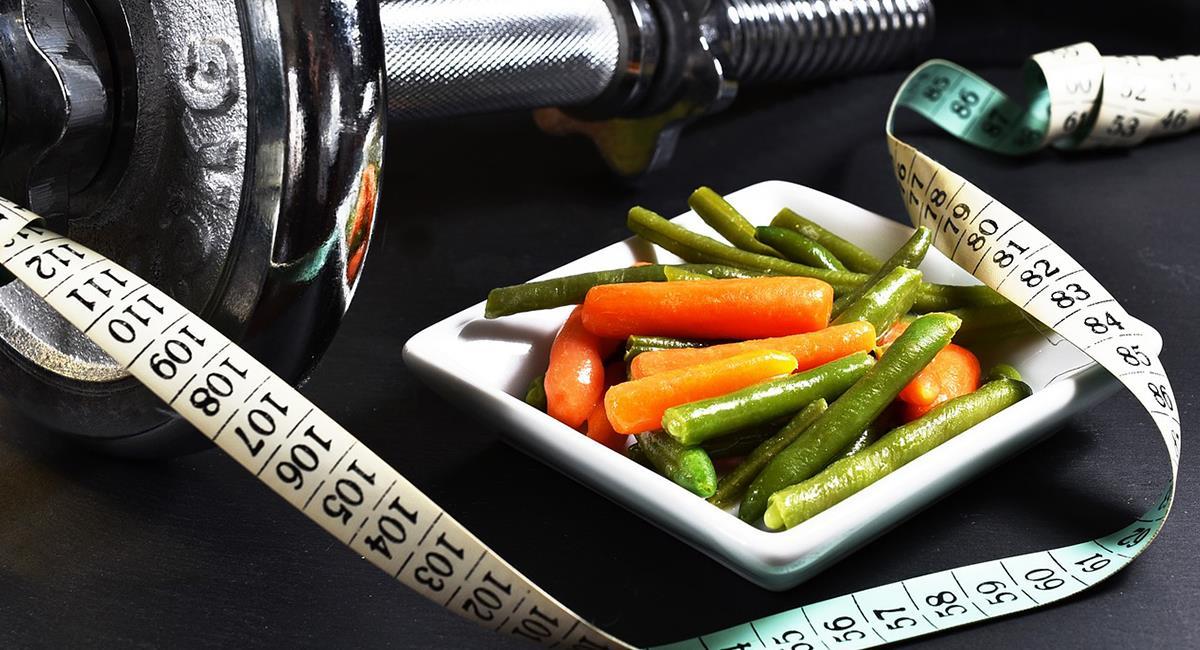 Consejos de alimentación para antes, durante y después de entrenamiento. Foto: Pixabay