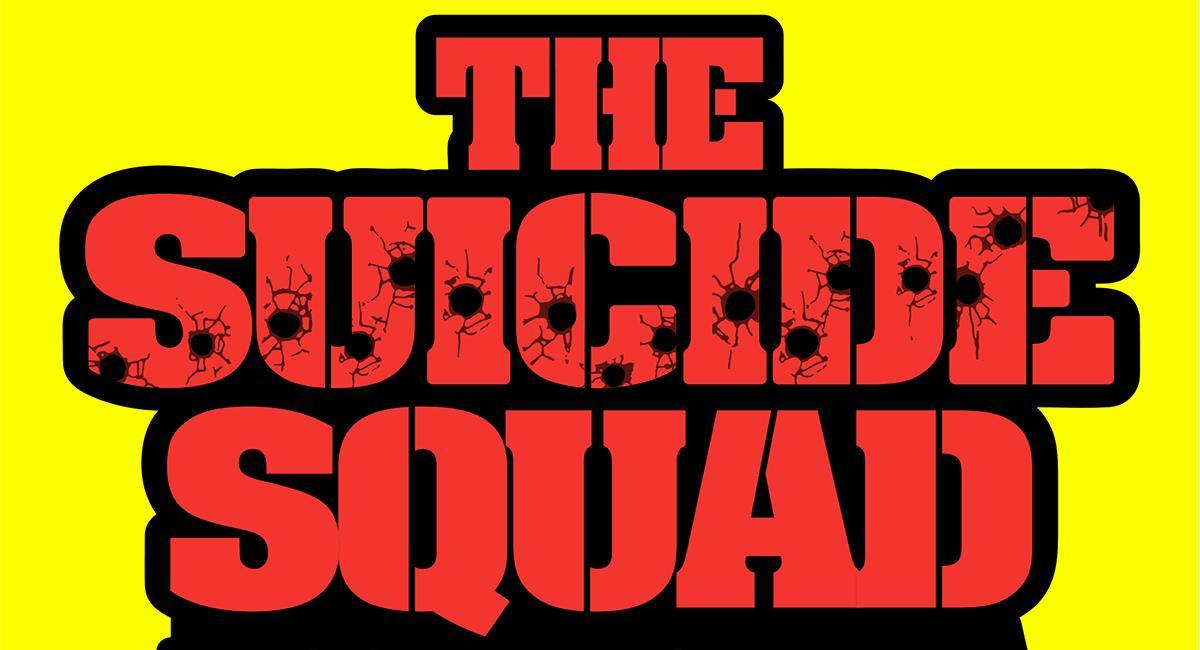 """Así se ve el logotipo de """"The Suicide Squad"""" según lo confirmó James Gunn. Foto: Twitter @JamesGunn"""
