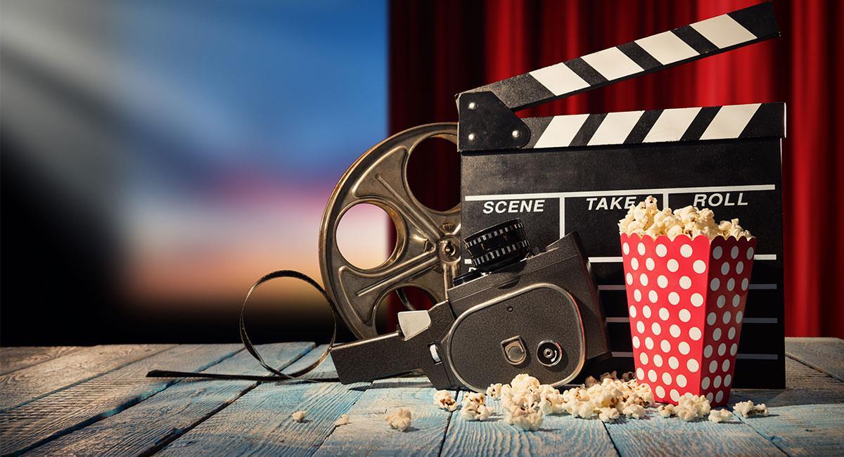 El cine sufrió un duro golpe por la pandemia del coronavirus. Foto: Shutterstock