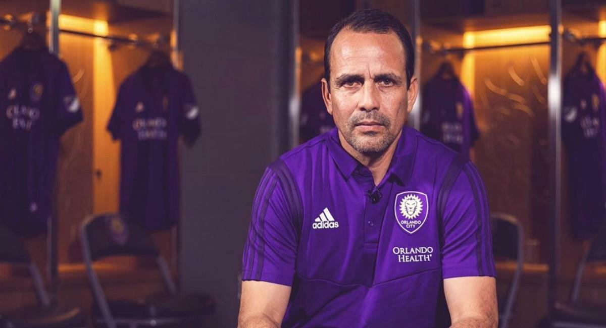 Óscar Pareja jugará la final de la MLS con Orlando City. Foto: Instagram Prensa redes Orlando City.