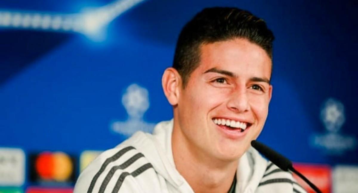 Fans de James felices con la eliminación de Real Madrid. Foto: Instagram Prensa redes James Rodríguez.