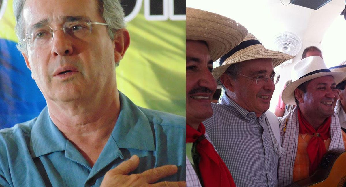 La salud de Álvaro Uribe vuelve a ser noticia. Foto: Facebook Centro Democrático - Comunidad Oficial