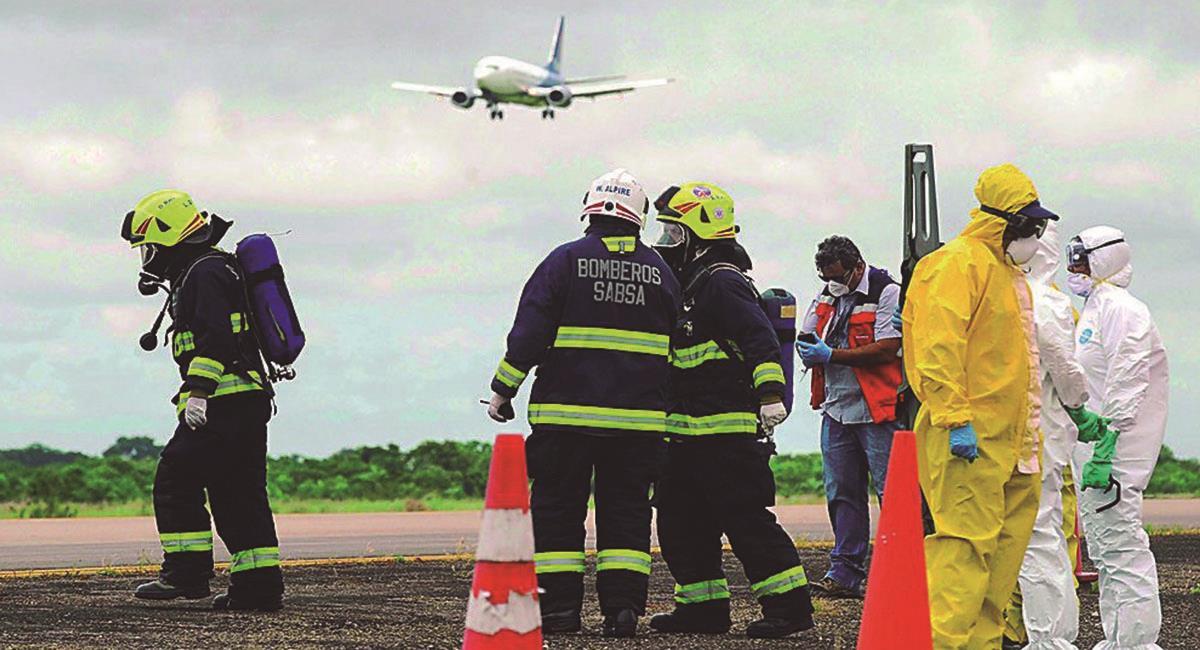 Latinoamérica se convierte en el epicentro de la pandemia. Foto: Twitter @OPSOMSBolivia