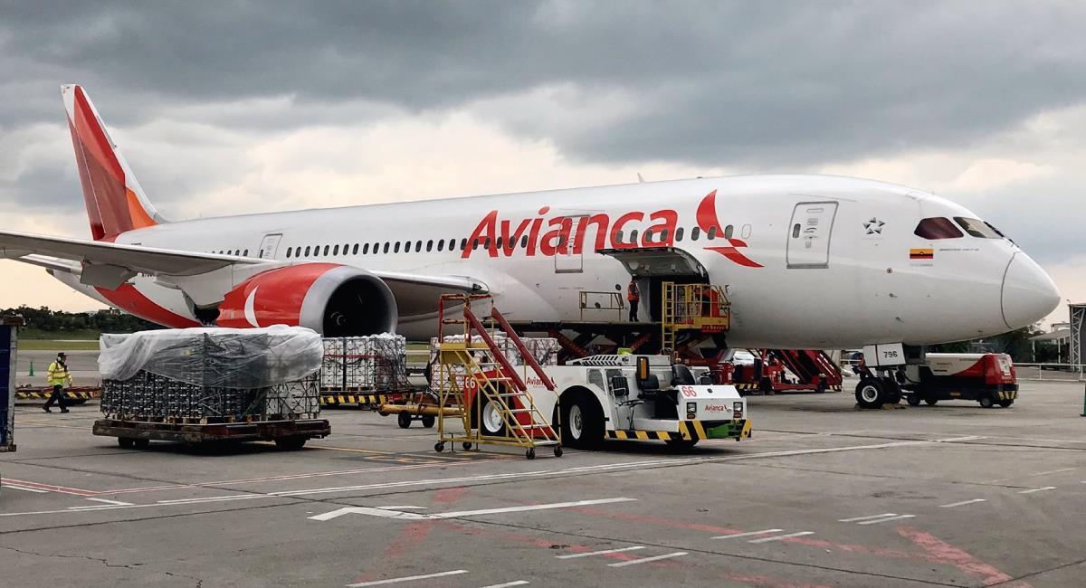 Avianca está próxima a reiniciar operaciones. Foto: Twitter @jmbestene