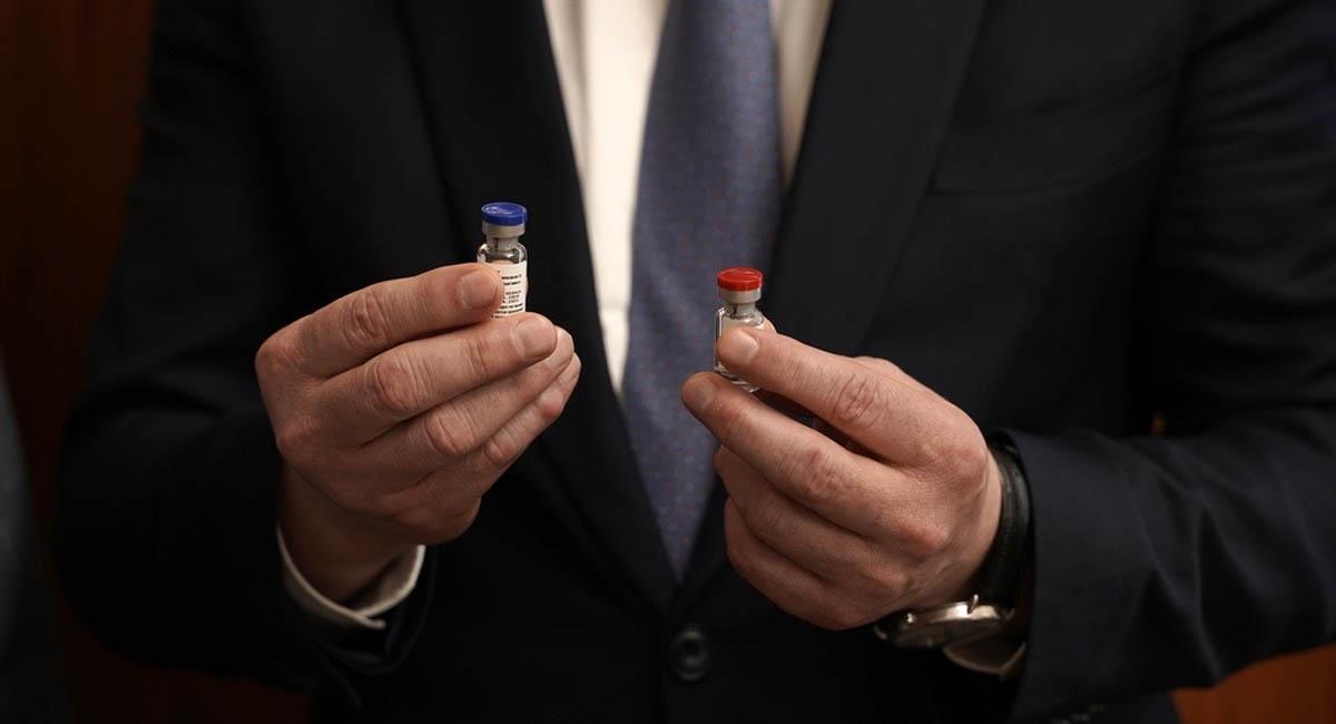 Así, Rusia habría ganado la carrera por la vacuna contra la COVID19 en el mundo. Foto: EFE