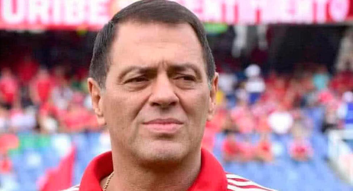 Tulio Gómez, máximo accionista de América de Cali. Foto: Twitter @AmericadeCali