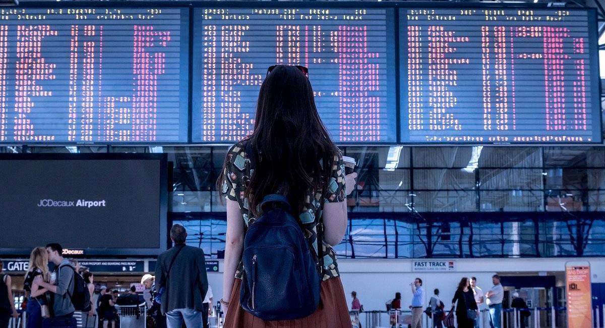 Aún no se han abierto los viajes internacionales, y ya Estados Unidos recomienda