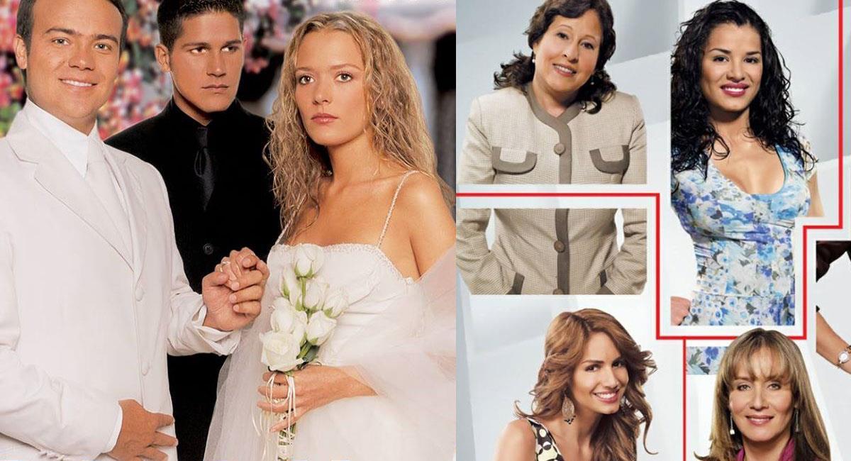 El habla de las telenovelas también se refleja en las conversaciones de las personas. Foto: Facebook Canal RCN Novelas