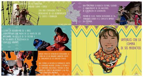 Opinión el drama de los niños y de todo el pueblo Embera en Bogotá