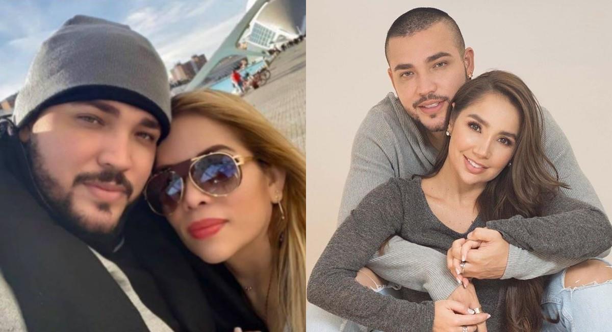 El tiempo que lleva con Paola confirmaría que le fue infiel a su exesposa. Foto: Instagram