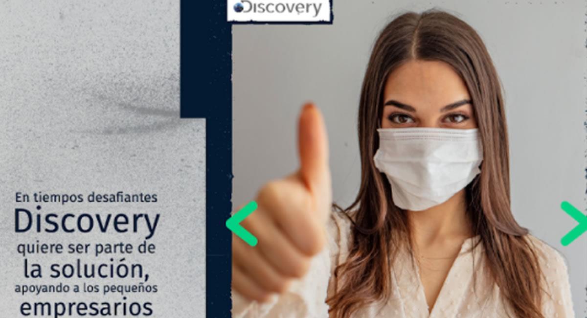 Discovery lanza campaña para apoyar a emprendedores colombianos