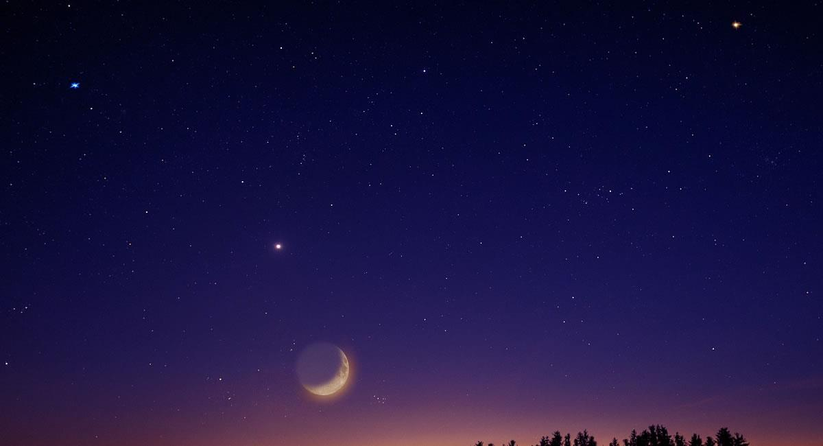 Venus alcanzará su máxima elongación durante esta semana y podrá visualizarse con facilidad. Foto: Pixabay