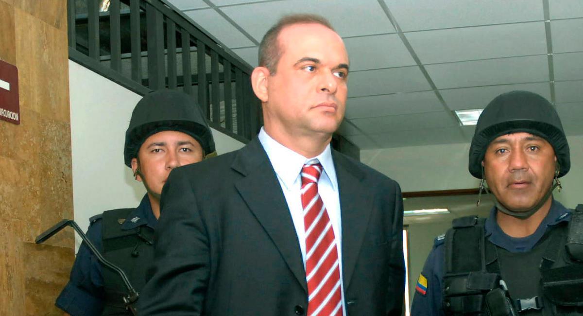 La extradición a Colombia sigue pendiente. Foto: Twitter @rafaleydi