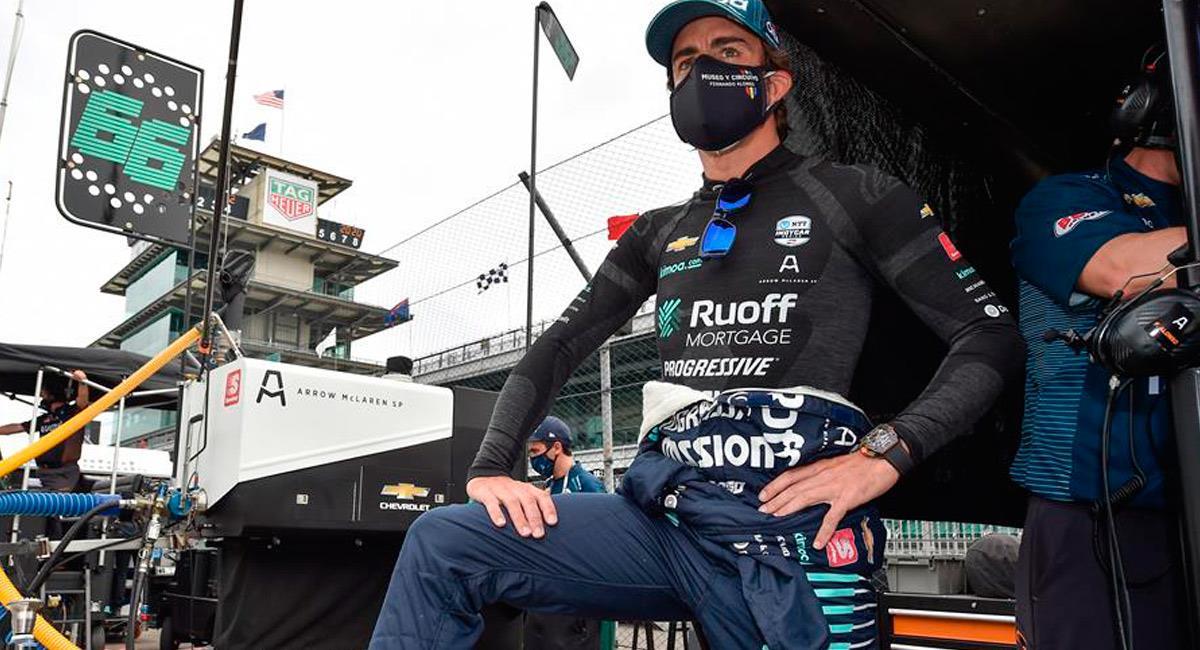 Fernando Alonso ya tiene su documental. Foto: EFE