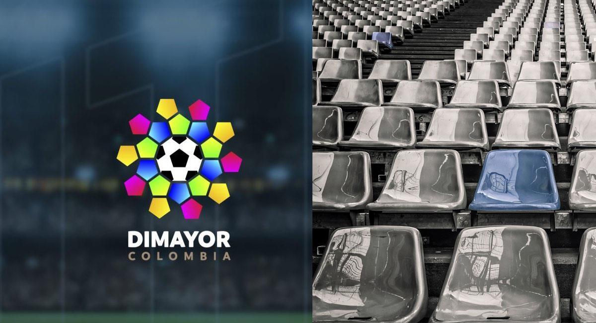 Se espera el pronto retorno del fútbol profesional. Foto: Facebook Dimayor oficial / Pixabay