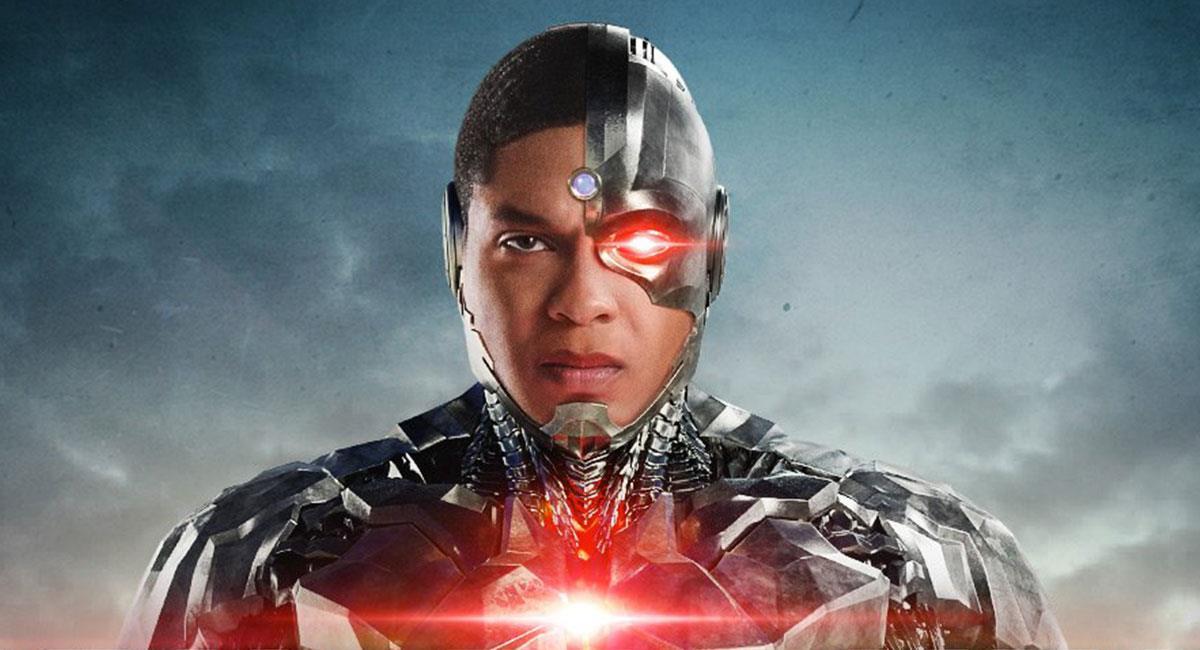 "Ray Fisher interpretó a Cyborg en ""Justice League"". Foto: Twitter @justiceleaguewb"