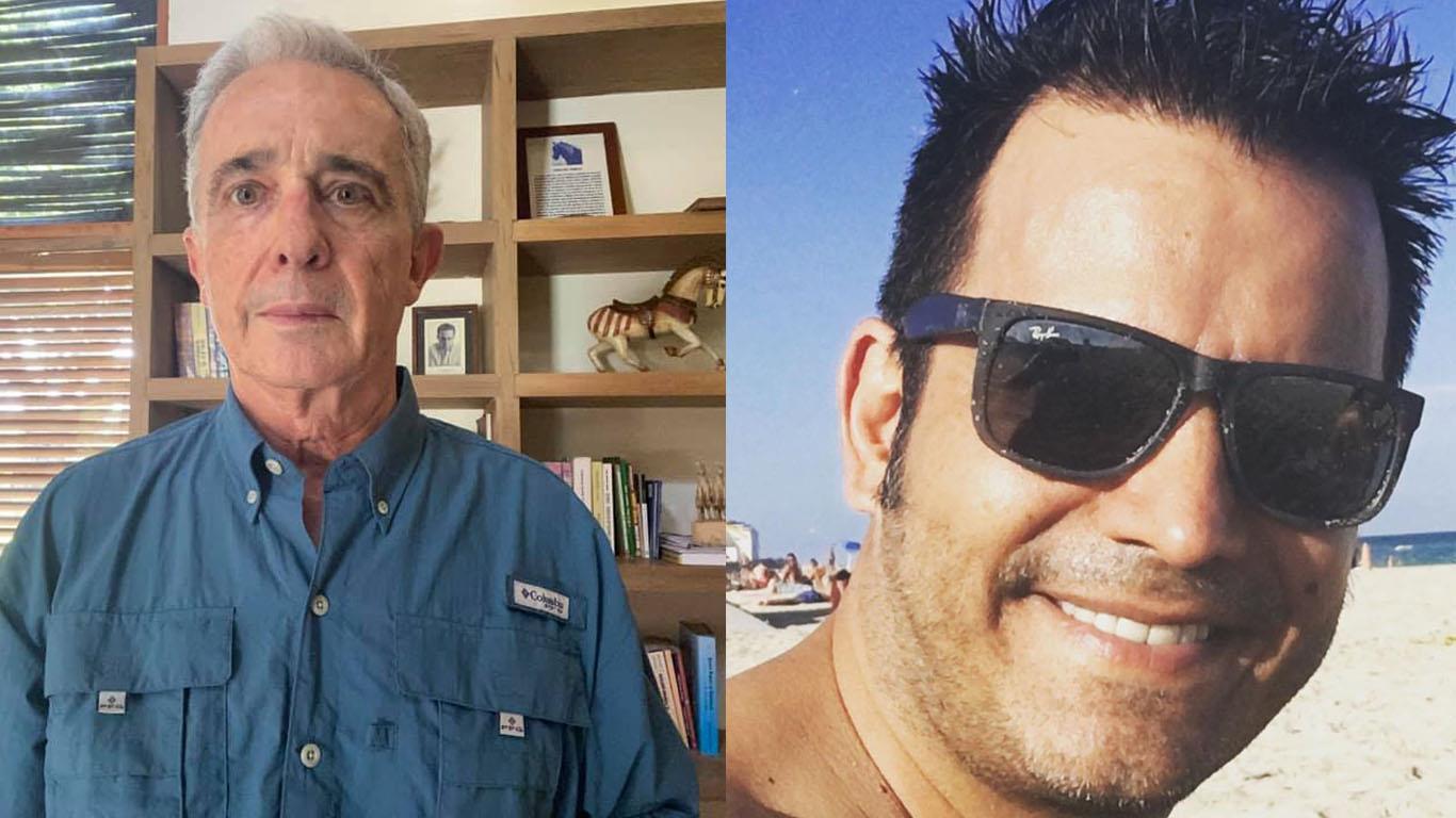Debates de artistas en pro y en contra de Uribe