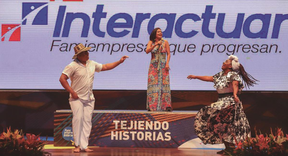 Grupo musical Alma Negra. Foto: EFE Juan Augusto Cardona