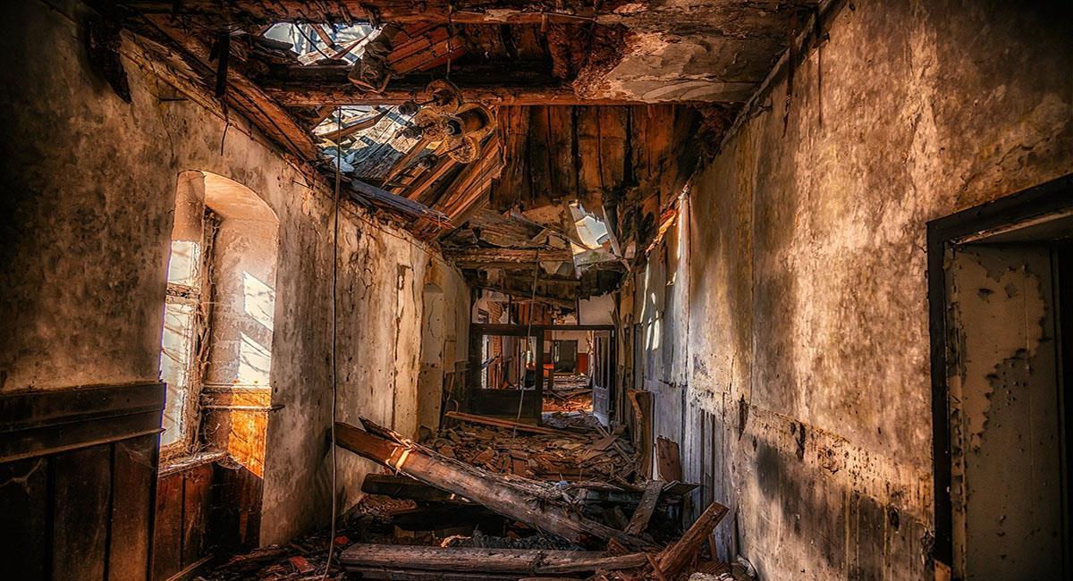 La Hacienda Meyendorff esconde un oscuro y tenebroso pasado. Foto: Pixabay