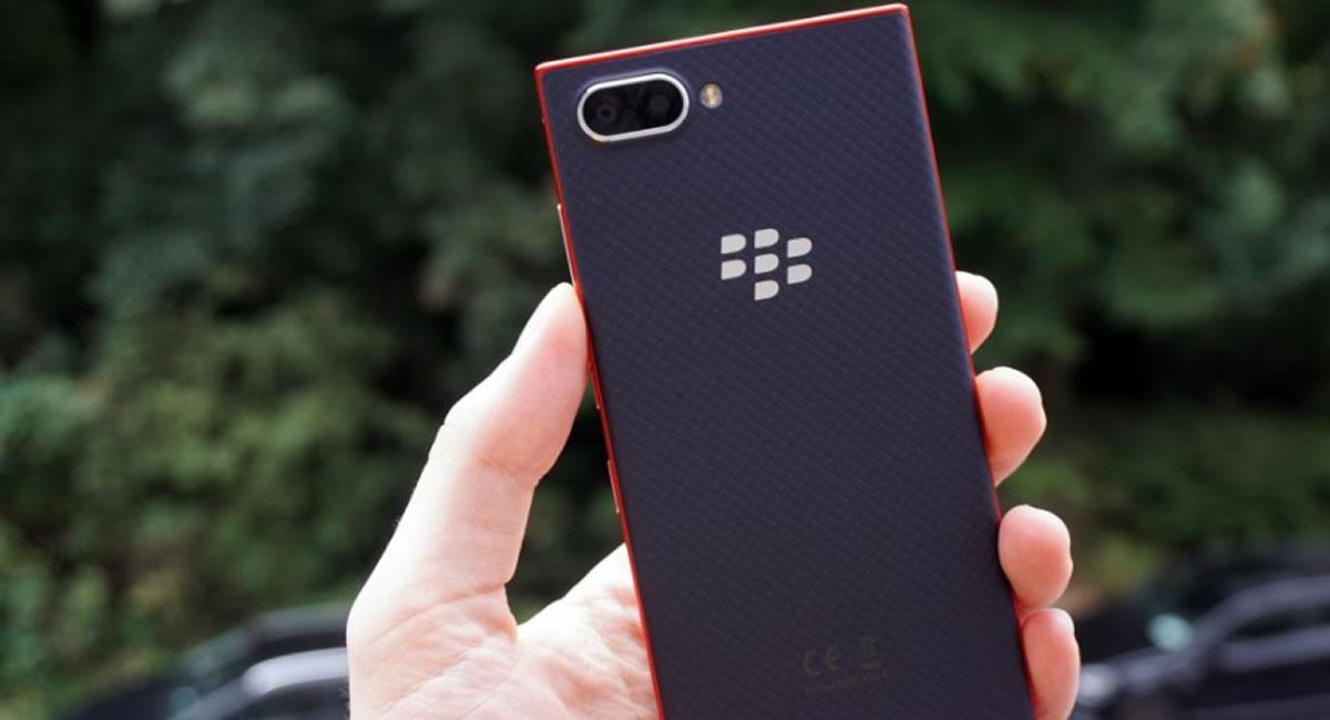 La última versión disponible era el Blackberry Key2 y salió del mercado hace un par de años. Foto: Twitter @Digitallifest10