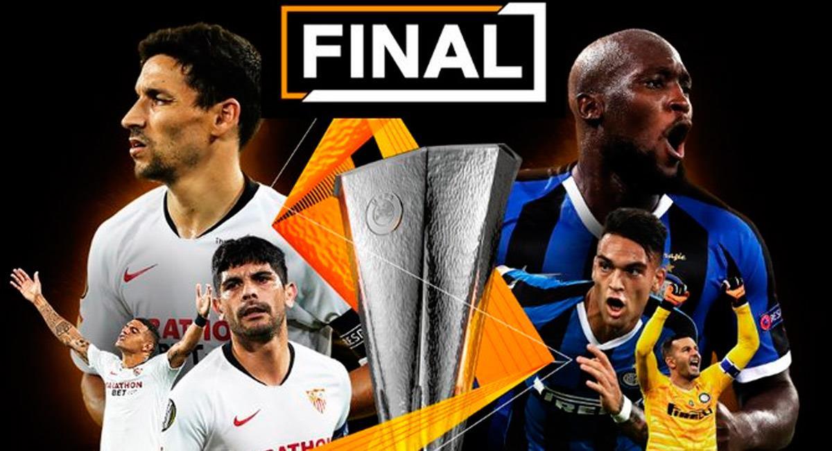 Podras seguir EN VIVO la final de la Europa League por Colombia.com. Foto: Twitter @EuropaLeague