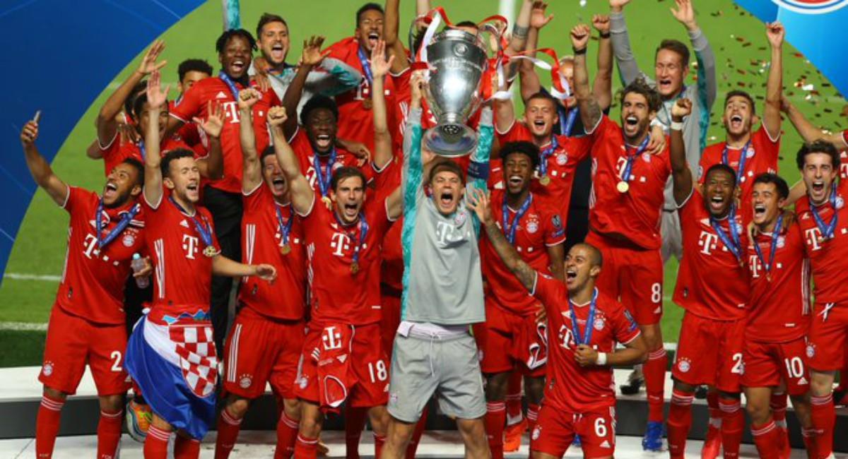 Bayern Champions League
