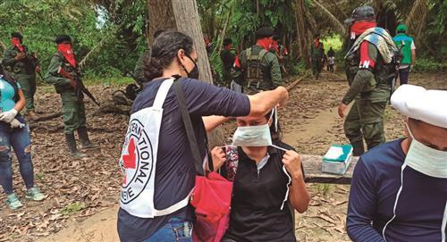 El ELN deja en libertad a 3 secuestrados en Catatumbo