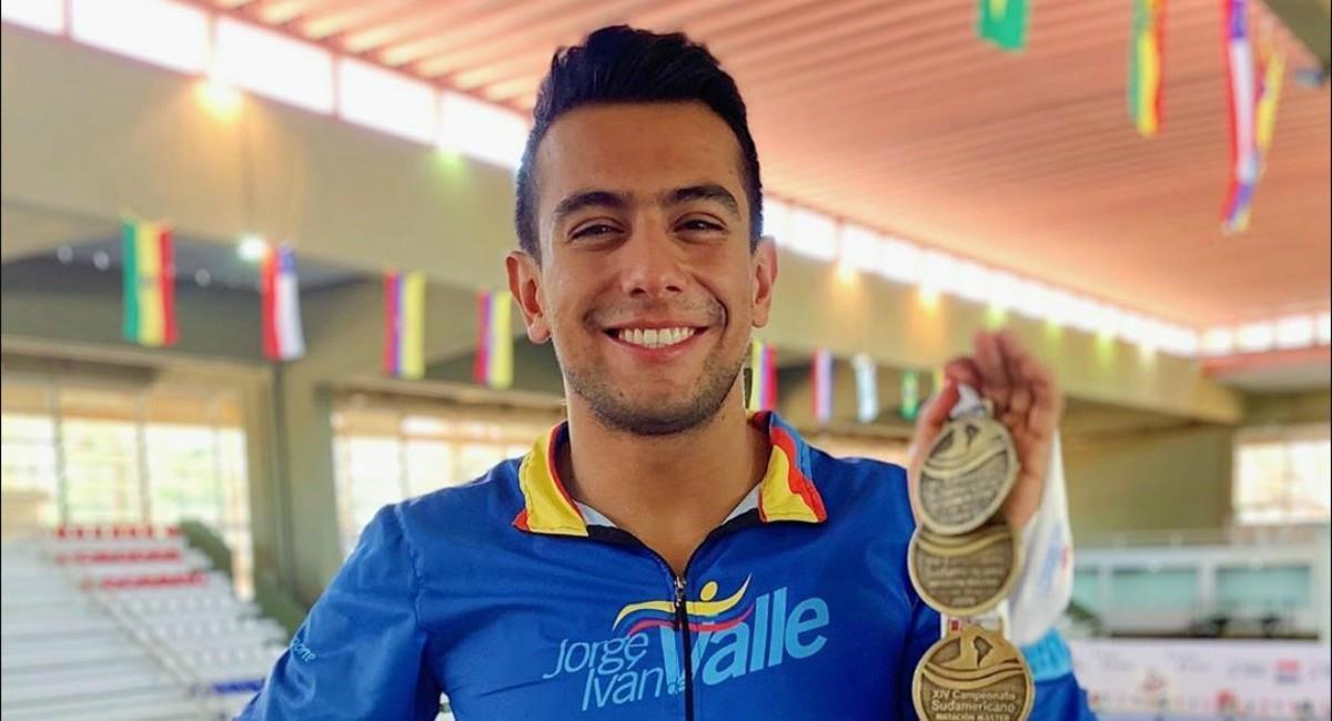 En Colombia.com hablamos con Jorge Iván Agudelo. Foto: Instagram Prensa redes Jorge Iván del Valle