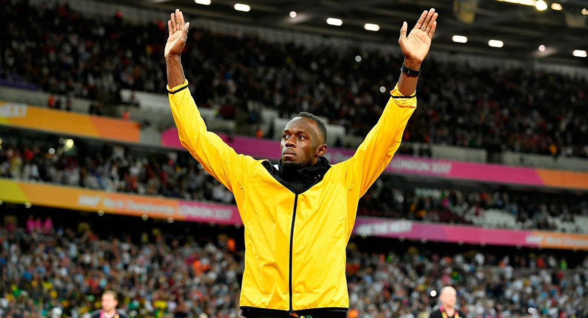 Usain Bolt realizó una fiesta por su cumpleaños y allí se habría contagiado de COVID-19. Foto: EFE