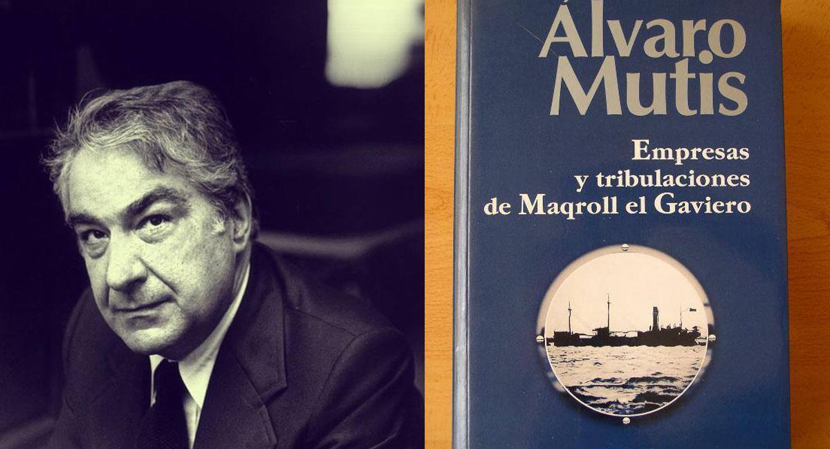 Bogotano, belga, tolimense, mexicano y escritor universal, ese fue Álvaro Mutis. Foto: Facebook Palacio de Bellas Artes