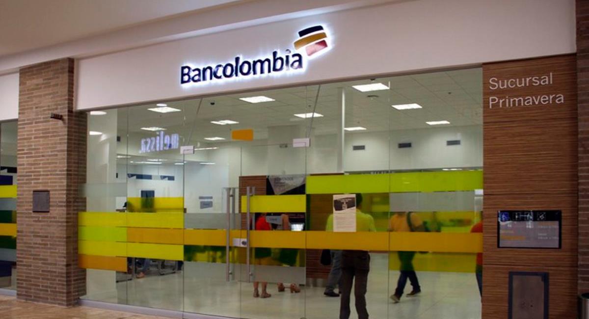 Bancolombia presenta una nueva línea de crédito. Foto: Twitter @PeruNewsweek