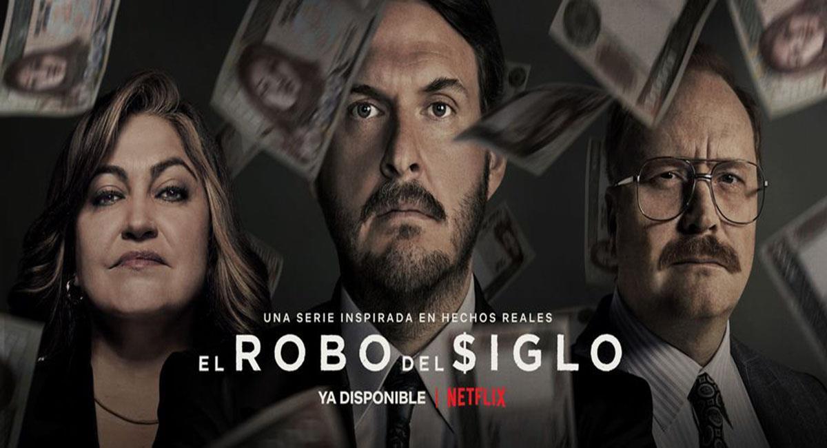 Inspirada en el famoso robo de Valledupar de 1994, esta serie se ha convertido en éxito mundial. Foto: Facebook Netflix