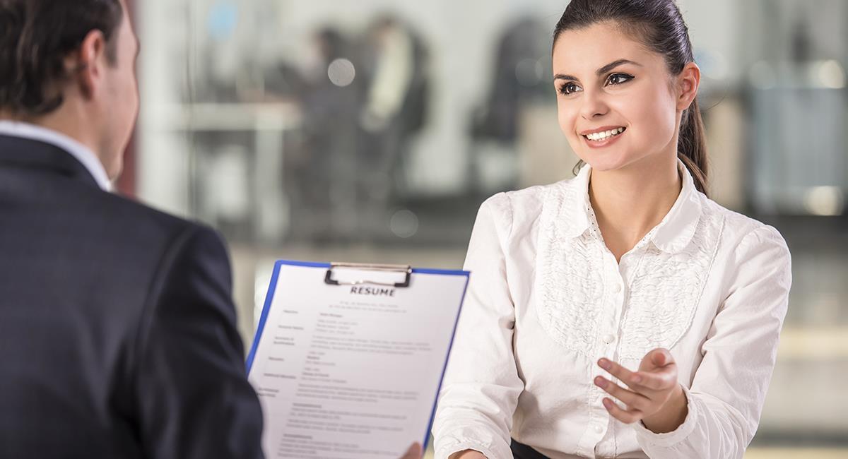 Cualidades que los seleccionadores de personal valoran en una entrevista. Foto: Shutterstock