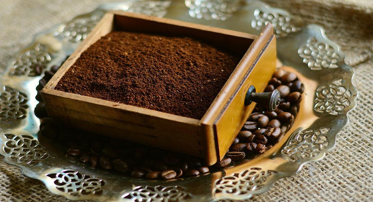 El café ha sido usado con éxito desde hace muchos años para embellecer la piel. Foto: Pixabay