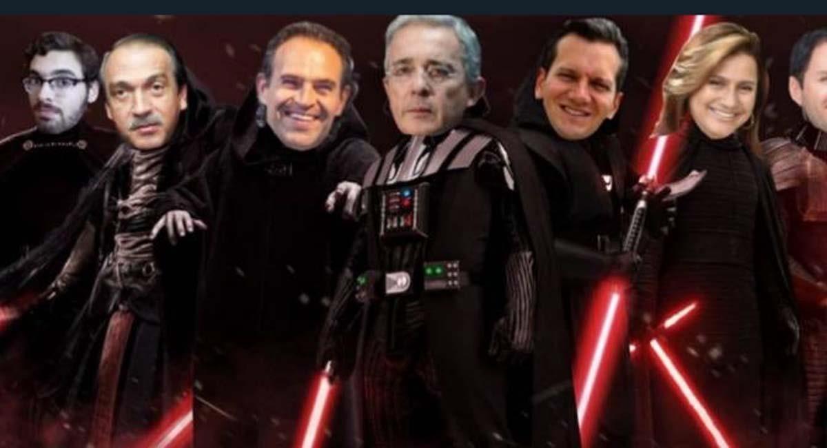 Imagen publicada por la senadora Paola Holguín en redes sociales. Foto: Twitter / @PaolaHolguin