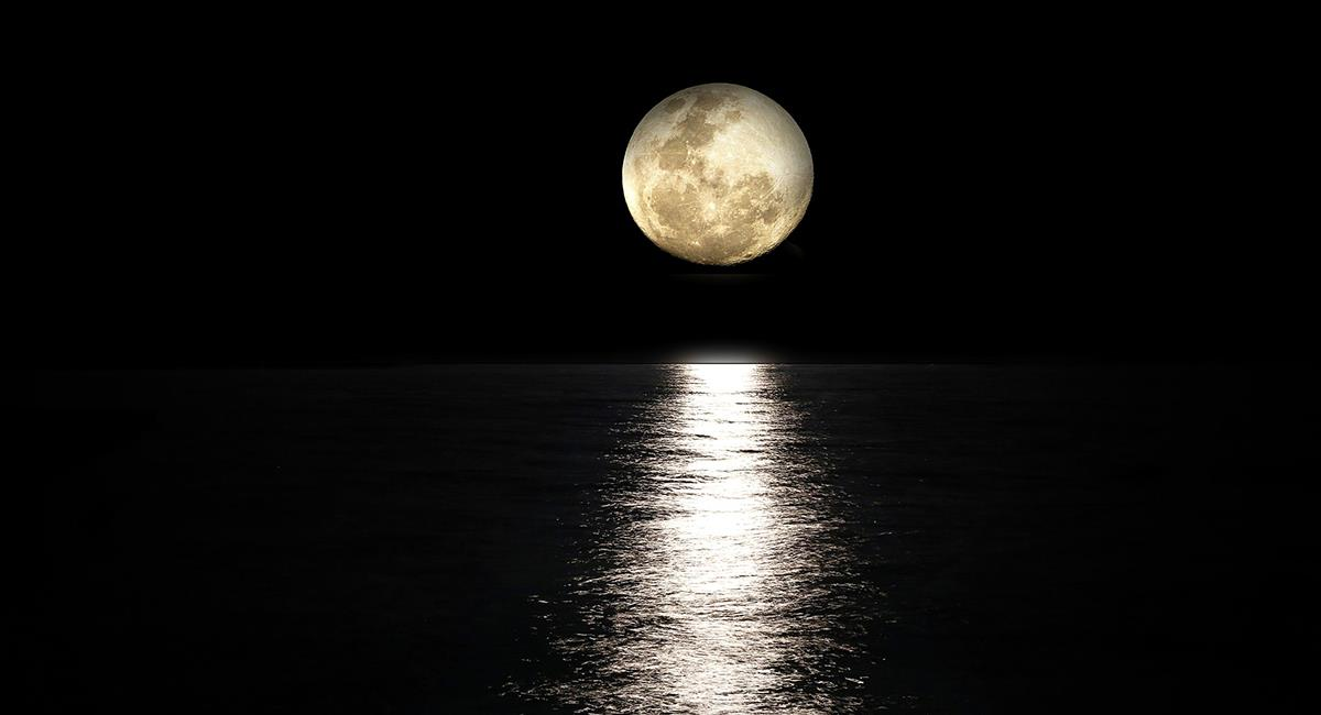 Descubre cómo afectará la luna llena de septiembre a tu signo zodiacal. Foto: Pixabay