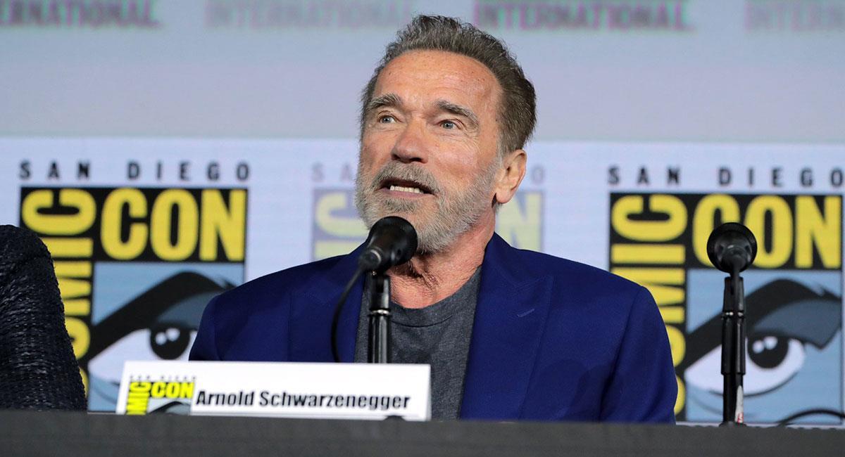 Arnold Schwarzenegger hará su primer papel para una serie de televisión. Foto: Twitter @Schwarzenegger