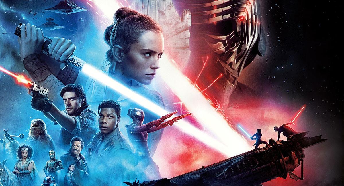 John Boyega estuvo en las tres últimas películas de Star Wars. Foto: Twitter @starwars
