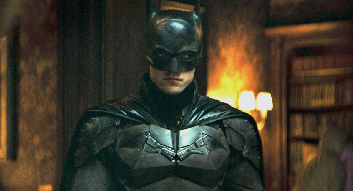 """""""The Batman"""" se estrenará a finales de 2021 si la pandemia del COVID-19 lo permite. Foto: Twitter @GabyMeza8"""