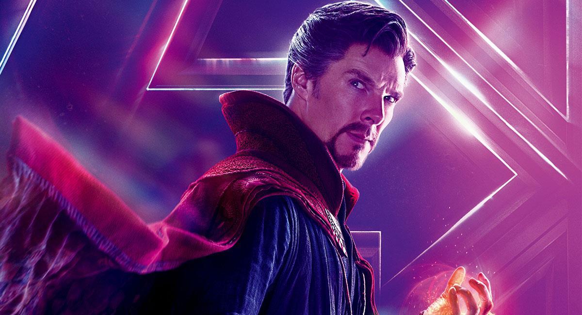 """""""Doctor Strange 2"""" es una de las películas de Marvel Studios más esperadas. Foto: Twitter @DrStrange"""