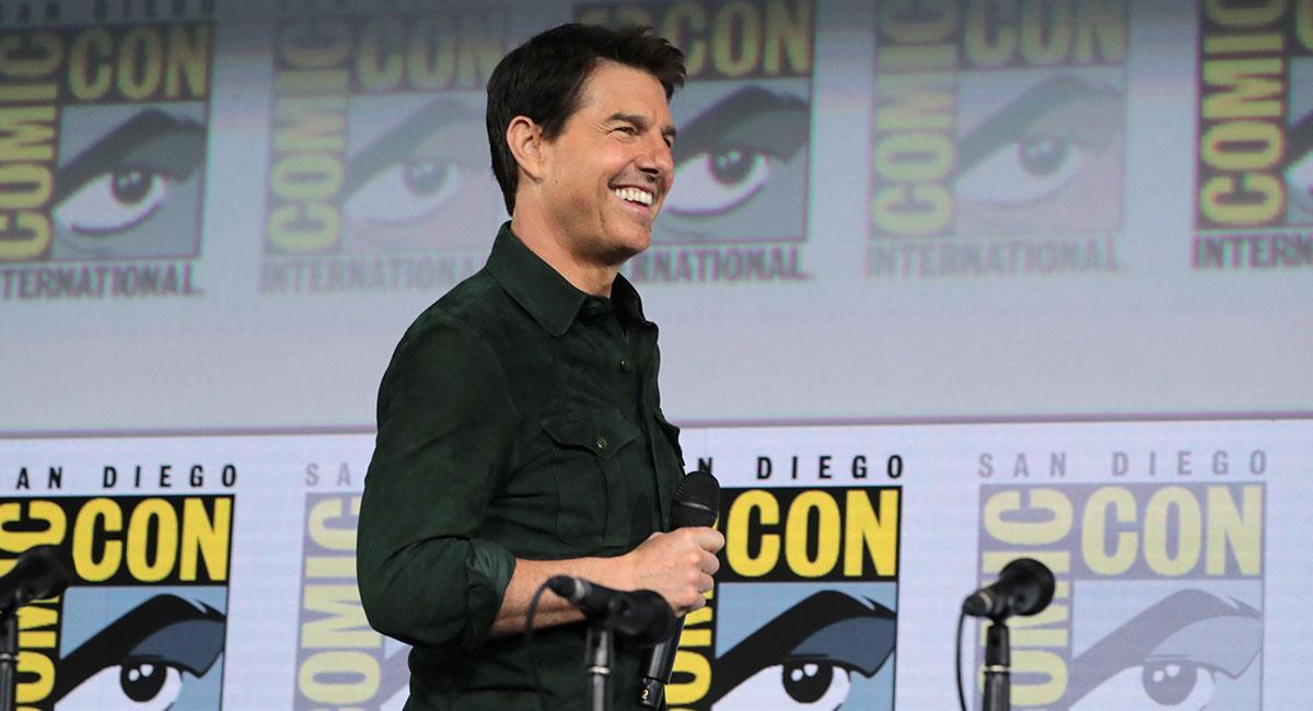 """Tom Cruise fue tendencia por sus impresionantes acrobacias en el rodaje de """"Mision Imposible 7"""". Foto: Twitter @TomCruise"""