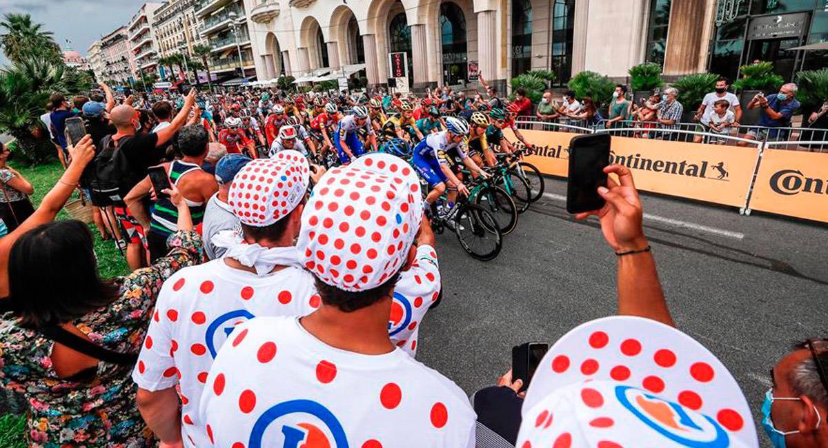 El director del Tour de Francia dio positivo por COVID-19. Foto: EFE