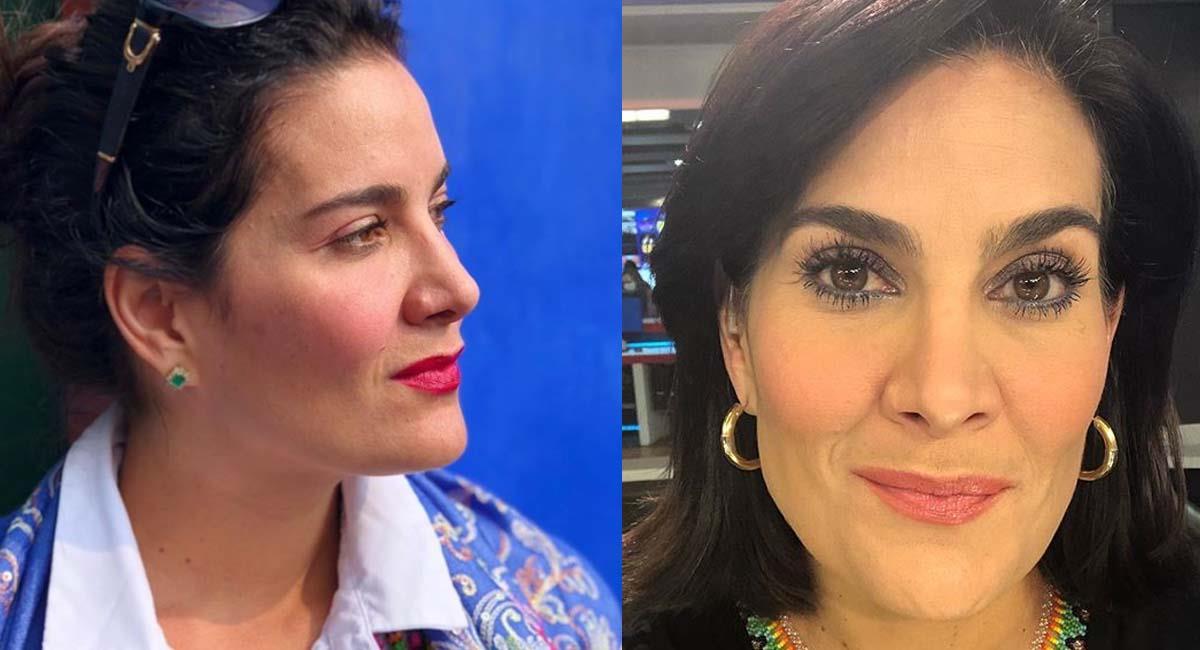 Vanessa de la Torre es una de la periodistas más reconocidas de Colombia. Foto: Instagram / @vanesssadelatorre