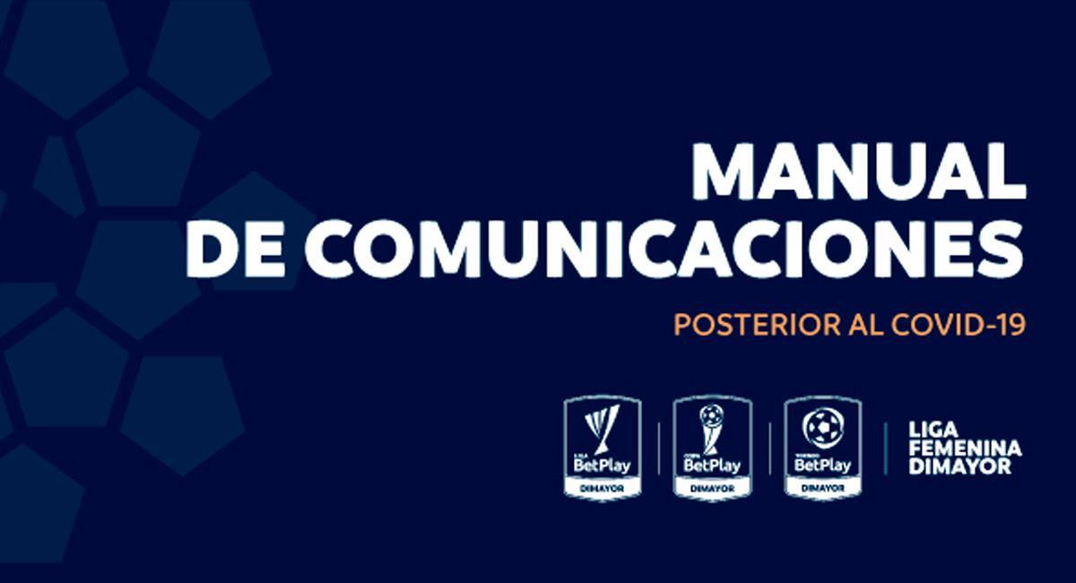 El nuevo manual de comunicaciones de la Dimayor no cayó bien entre la prensa deportiva colombiana. Foto: Prensa Dimayor