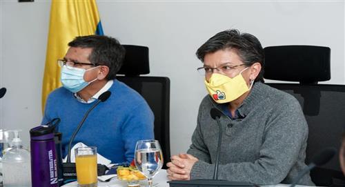 Velatón el domingo es convocada por alcaldesa de Bogotá