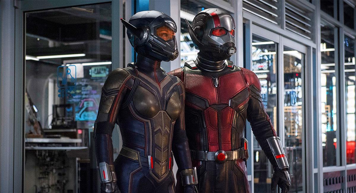 """La tercera película de """"Ant Man"""" podría estrenarse en 2022. Foto: Twitter @AntMan"""