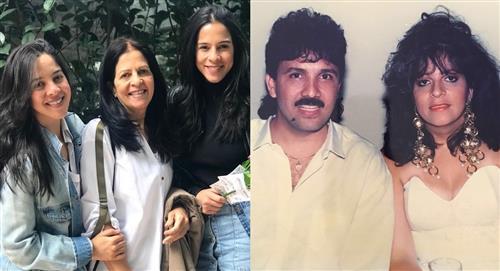 Fotos hijas verdadero Rafael Orozco en vestido de baño