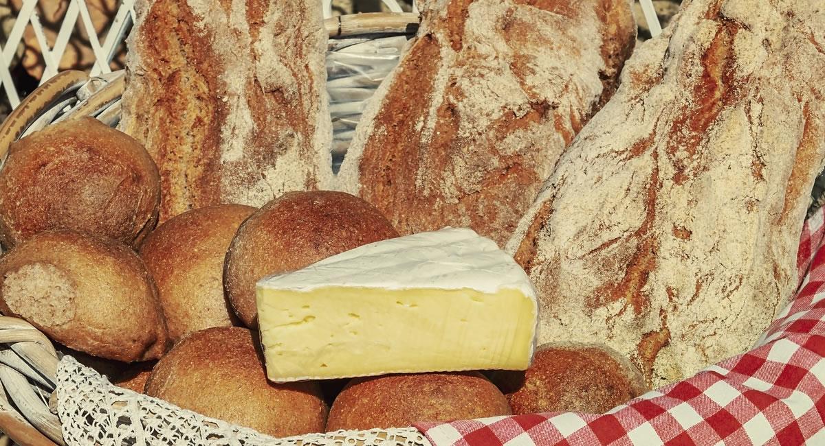 Los bolillos sin glutén pueden ser una fácil opción para poder comer algo rico. Foto: Pixabay